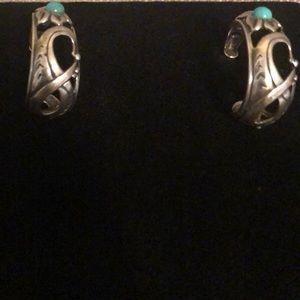 Carolyn Pollack Jewelry - Carolyn Pollack sterling earrings